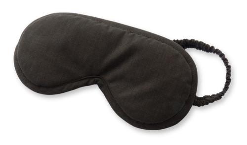 Látková spací maska na oči