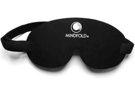 Maska Mindfold zepředu